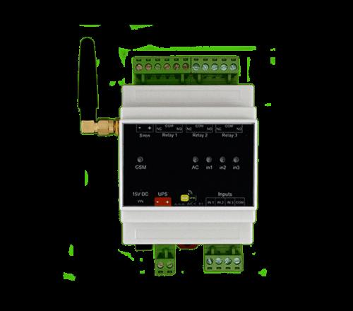 خانه هوشمند (دزدگیر، اعلام حریق، کنترل تجهیزات برقی) - مدل AMS200 1
