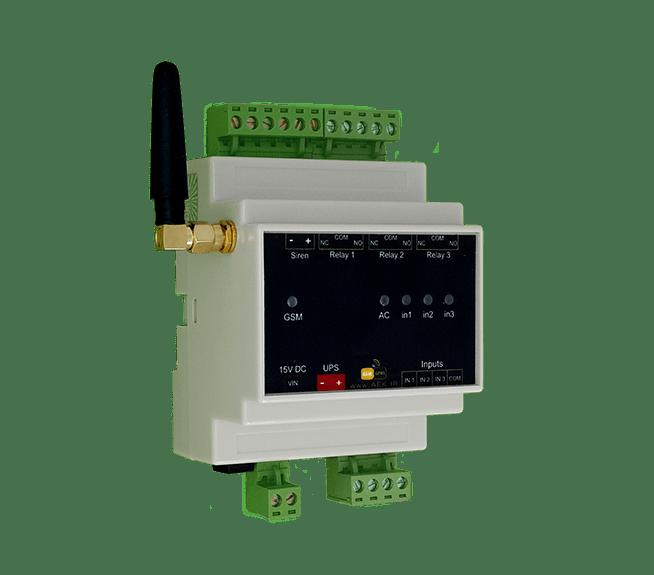 خانه هوشمند (دزدگیر، اعلام حریق، کنترل تجهیزات برقی) - مدل AMS200 2