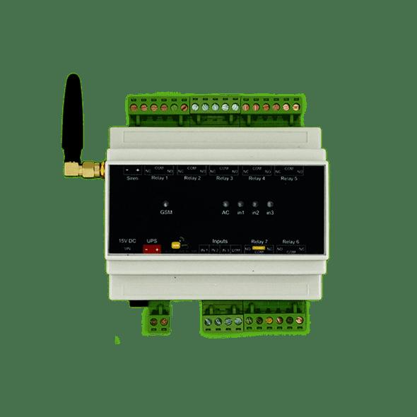خانه هوشمند (دزدگیر، اعلام حریق، کنترل تجهیزات برقی) – مدل AMS600