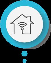 خانه هوشمند (دزدگیر، اعلام حریق، کنترل تجهیزات برقی) - مدل AMS300-R 4