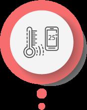 خانه هوشمند (دزدگیر، اعلام حریق، کنترل تجهیزات برقی) - مدل AMS300-R 2
