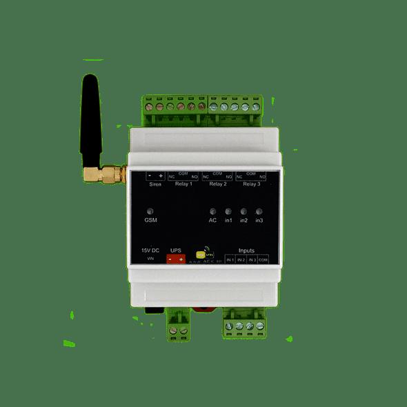 خانه هوشمند (دزدگیر، اعلام حریق، کنترل تجهیزات برقی) – مدل AMS500