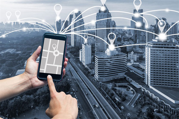 IOT and Gps